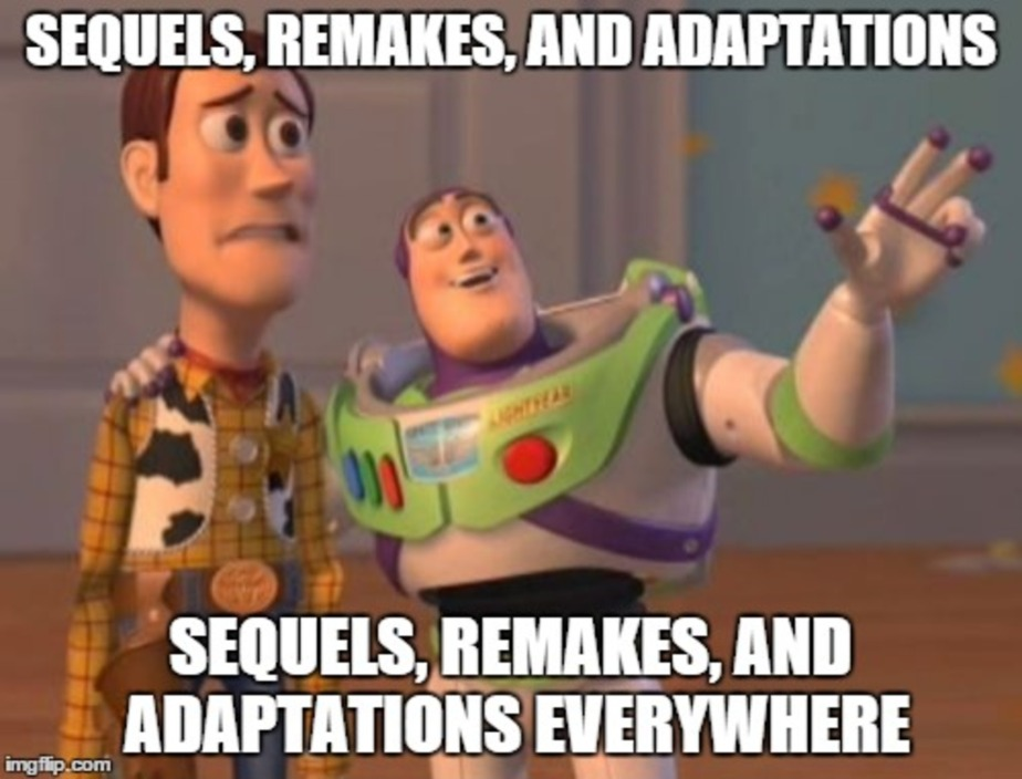 Upcoming Movie Sequels And Remakes…Plus My Plan For ThisYear
