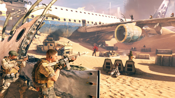 Spec Ops Action 1