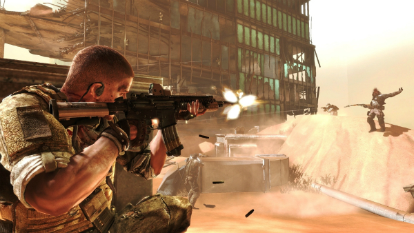 Spec Ops Action 2