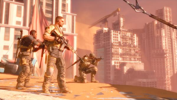 Spec Ops Squad 1