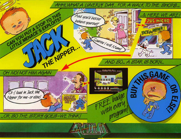 Jack the Nipper