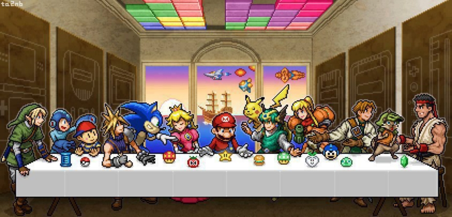 The Gaming Mascots I Grew UpWith