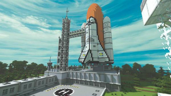 Minecraft Shuttle