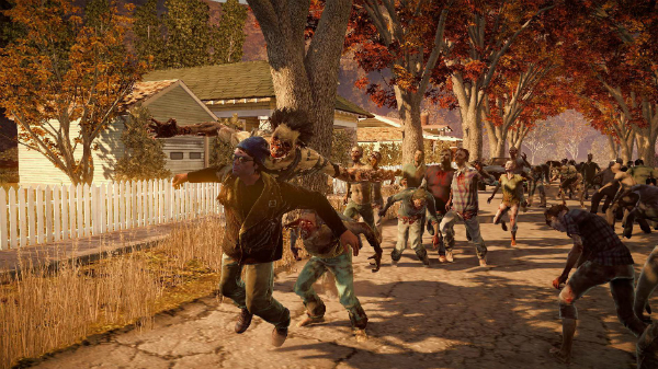 State of Decay action