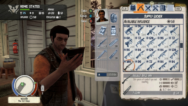 State of Decay stats