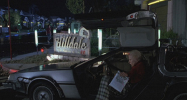 Biff Delorean