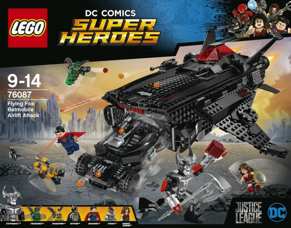 Justice League LEGO
