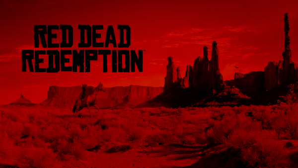 Red Dead Redemption In Glorious4K