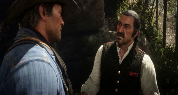 Arthur and Dutch