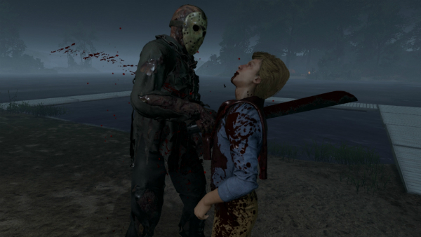 Friday the 13th The Game kill