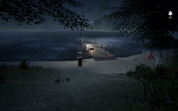 Friday the 13th The Game Virtual Cabin dock