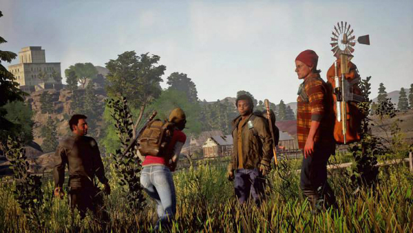 State of Decay 2 foresome