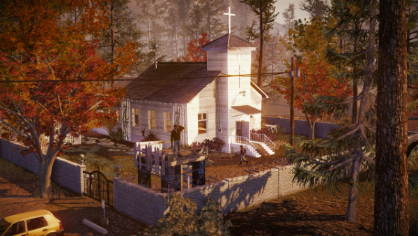 State of Decay church