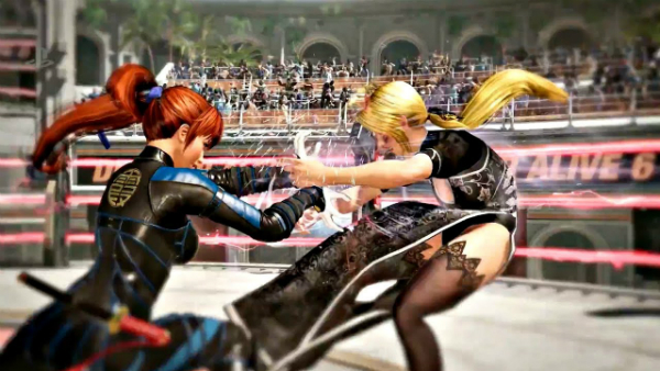 Dead or ALive 6 Girls