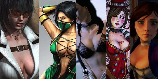 Gaming boobs