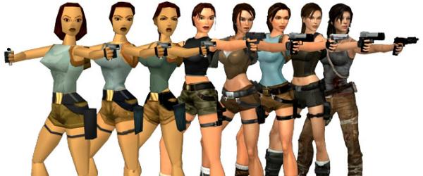 Lara Croft Evo