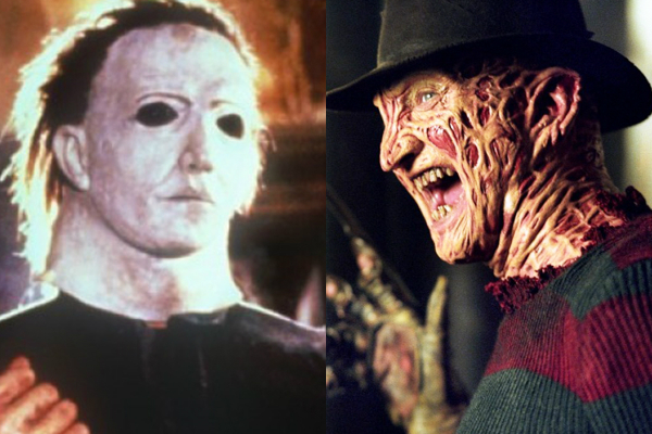 Mike and Freddy