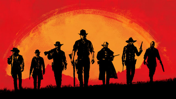Red Dead Redemption II Shadows