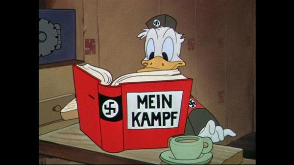 Donald Duck Mein Kampf