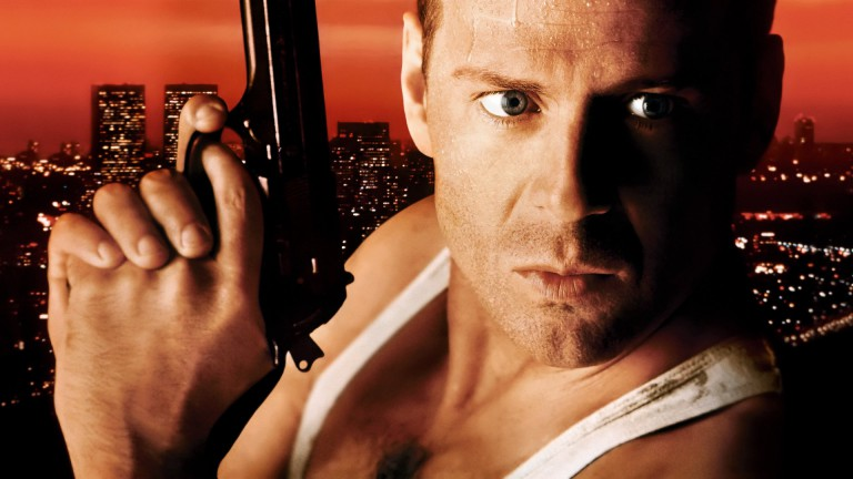From Page To Screen: DieHard