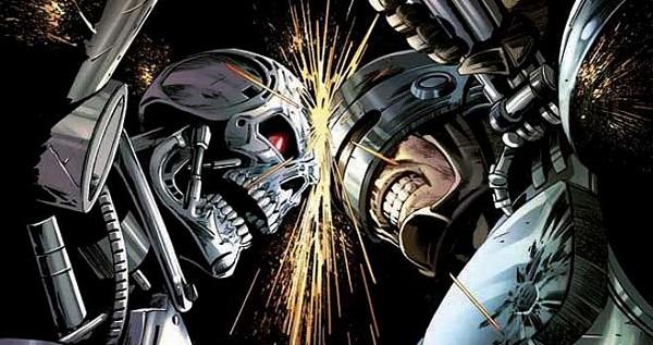 Terminator v Robocop