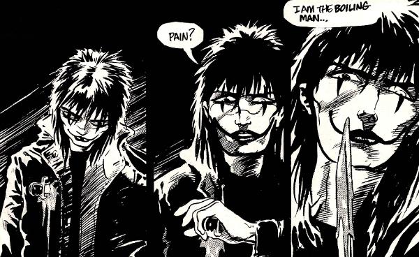 The Crow Comic 2