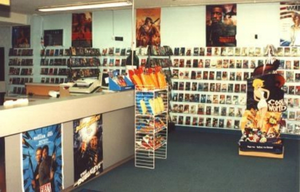 VHS Store