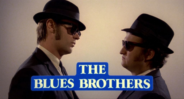 The Blues Brothers Title