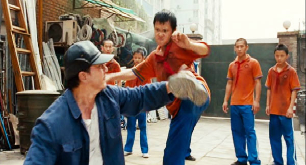 The Karate Kid 2010 Mr Han