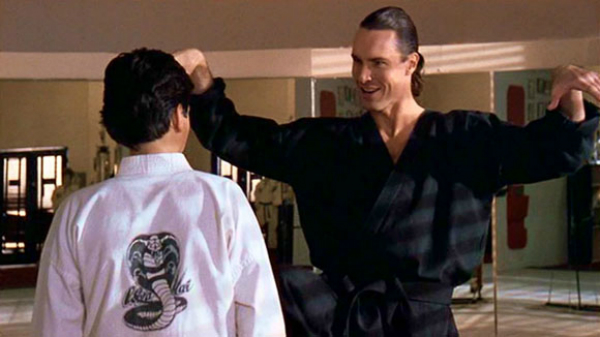 The Karate Kid III Terry Silver