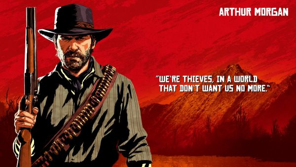 Arthur Morgan Quote