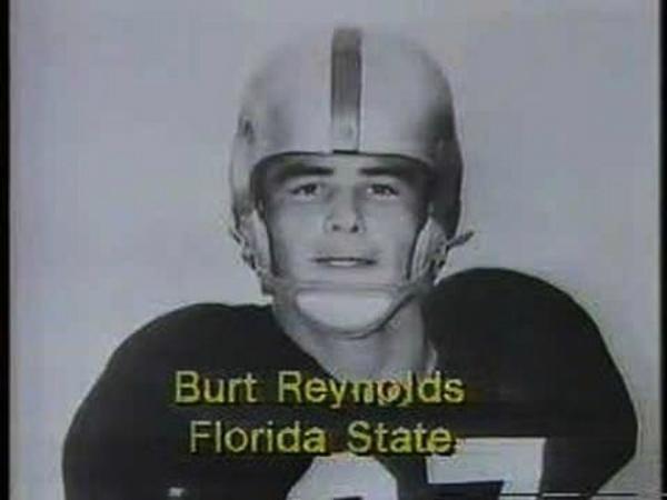Burt Reynolds Football