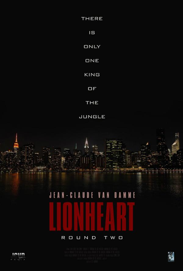 JCVD Lionheart 2