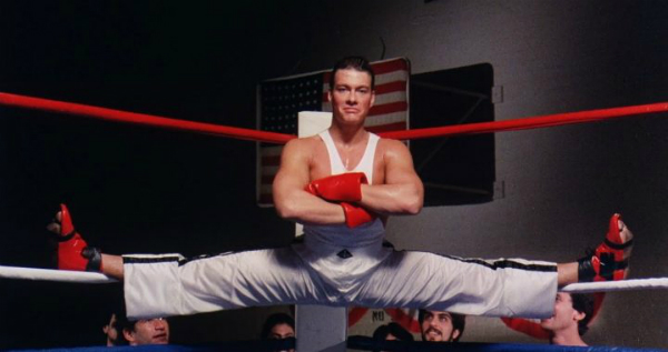 JCVD No Retreat No Surrender