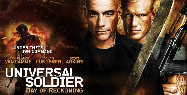 JCVD Universal Soldier Day of Reckoning