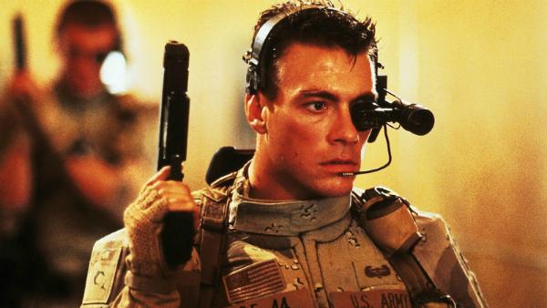 JCVD Universal Soldier