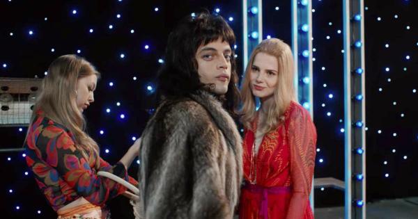 Bohemian Rhapsody Movie Freddie And Mary