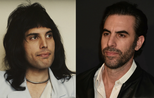 Bohemian Rhapsody Movie Sacha Baron Cohen