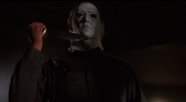 Halloween 5 The Revenge of Michael Myers Title Michael