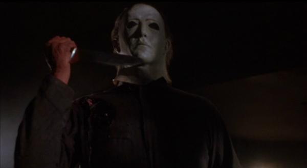Halloween 5 The Revenge of Michael Myers Title Michael