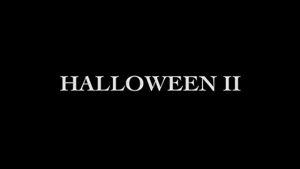 Halloween II 2009 Title