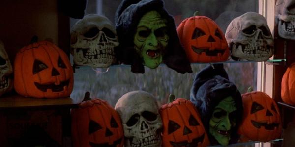 Halloween III Masks