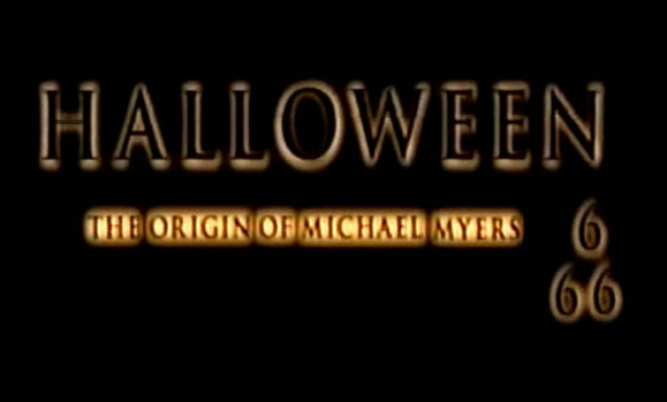 Halloween The Curse of Michael Myers The Producers Cut