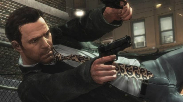 Max Payne 3 Action