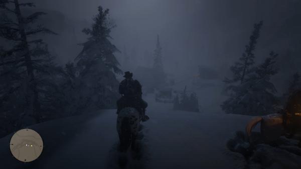 RDR II Snowbound
