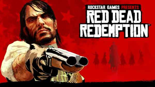 Red Dead Redemption Art