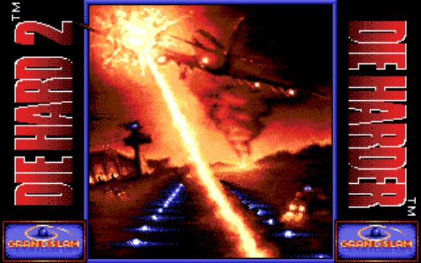 Die Hard 2 Amiga
