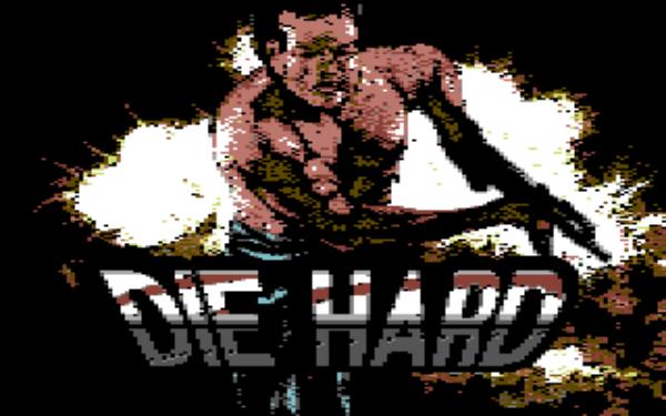 Die Hard C64
