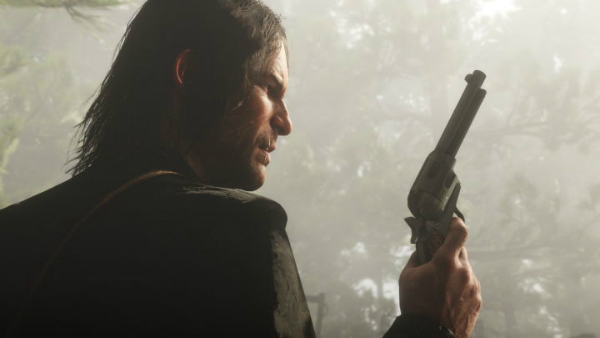 Red Dead Redemption II John