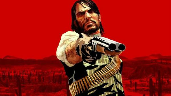 Red Dead Redemption John